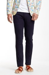 Ganesh Stretch Super Slim Pant Blue