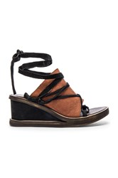 Free People Bowery Wedge Brown