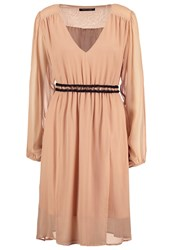 Marciano Guess Summer Dress Real Brown Nude