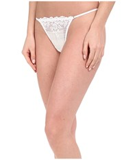 Wacoal Embrace Lace Thong Delicious White Women's Underwear