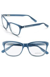 Women's Jason Wu 'Ari' 52Mm Optical Glasses Navy