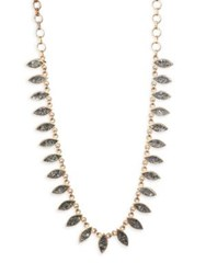 Shana Gulati Nayika Frontal Necklace Yellow Gold