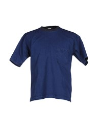 Covert T Shirts Dark Blue