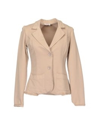 Twenty Easy By Kaos Blazers Beige