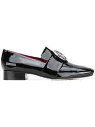 Dorateymur Buckled Loafers Women Leather Patent Leather 40 Black