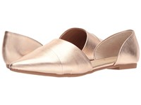 Chinese Laundry Easy Does It Moon Rose Gold Women's Dress Flat Shoes