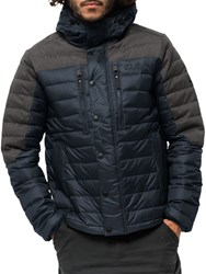 Jack Wolfskin Richmond 'S Jacket Blue