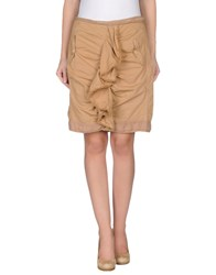 Coast Weber And Ahaus Skirts Knee Length Skirts Women Sand