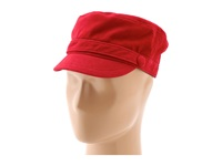 San Diego Hat Company Ebh9044 Suede Corduroy Creek Fisherman Red Traditional Hats