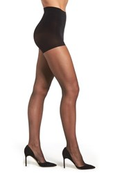 Hanes Plus Size Women's Perfect Nudes Pantyhose True Black