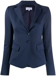 Patrizia Pepe Plain Fitted Blazer 60