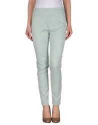 Gattinoni Casual Pants Light Green