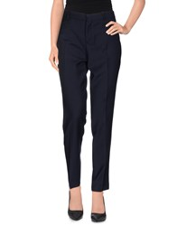 Each X Other Trousers Casual Trousers Women Dark Blue