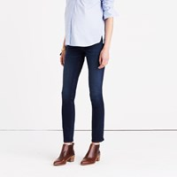 Madewell Maternity Skinny Jeans In Juliet Wash