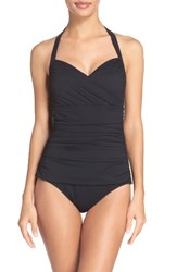 Tommy Bahama Women's Island Sculpt One Piece Swimsuit