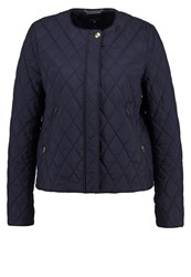 Gant Light Jacket Navy Dark Blue