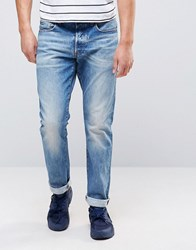 G Star Stean Tapered Jeans Blue