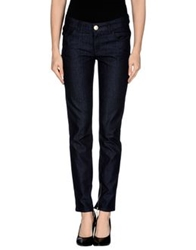 Emporio Armani Denim Pants Blue
