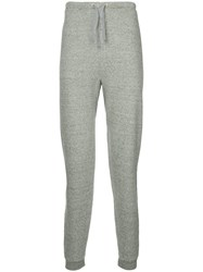 Makavelic Big Pocket Sweatpants Grey