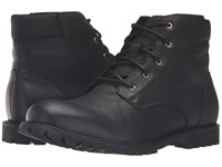 Bogs Johnny 5 Eye Boot Black Men's Waterproof Boots