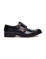 Selected Monk Strap Polido Shoe