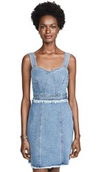 7 For All Mankind Fray Dress Muse