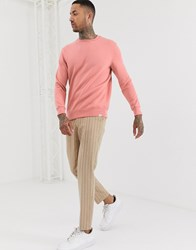 Pull And Bear Pullandbear Sweatshirt In Pink
