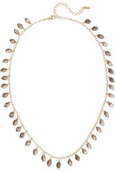 Chan Luu Gold Plated Labradorite Necklace One Size