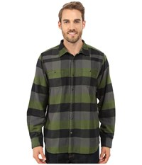 Mountain Khakis Saloon Flannel Shirt Wild Grass Men's Clothing Beige