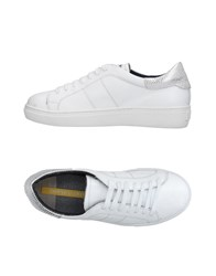 Gianmarco Lorenzi Sneakers White