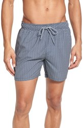 Ted Baker Men's London Preston Swim Shorts Navy