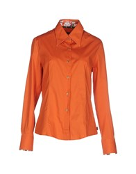 Piero Guidi Shirts Shirts Women Orange