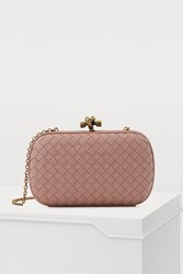 Bottega Veneta Clutch With Chain