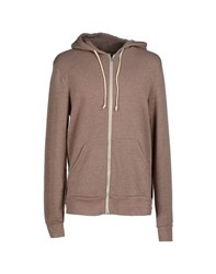 Alternative Earth Topwear Sweatshirts Men