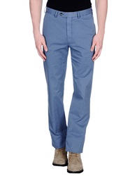 Cnc Costume National Costume National Homme Casual Pants Slate Blue