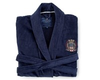 Lexington Velour Robe L
