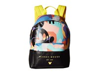 Neff Abstract Mickey Professor Backpack Multi Backpack Bags