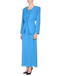 Renato Balestra Women's Suits Azure