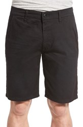 Joe's Jeans Men's Joe's 'Brixton' Trim Fit Straight Leg Denim Trouser Shorts Jet Black