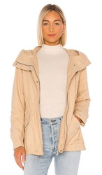 Soia And Kyo Joselyn Jacket In Tan. Almond
