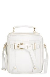 Etienne Aigner 'Filly' Crossbody Bag White Optic White