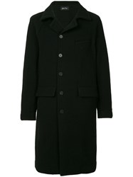 Andrea Ya'aqov Single Breasted Coat Black