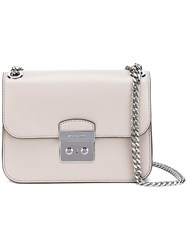 Michael Michael Kors Light Pink Shoulder Bag Nude Neutrals