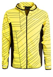 Erima Green Concept Sports Jacket Sprout Black Yellow
