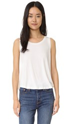 Free People Little Rock Tank Ivory