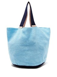 Sophie Anderson Jonas Colour Block Bag Light Blue