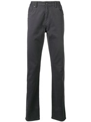 Paul And Shark Slim Fit Trousers Grey