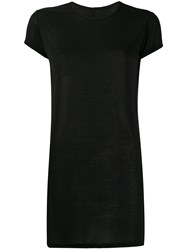 Rick Owens Short Sleeve Fitted T Shirt 60
