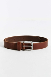 Urban Outfitters Brown Skinny Belt