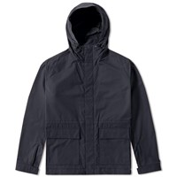 Norse Projects Nunk Summer Cotton Jacket Blue